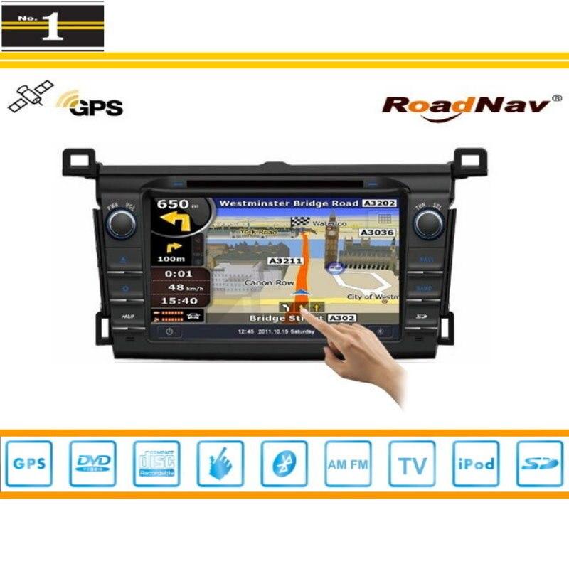 Para Toyota RAV4 RAV 4 2013 ~ 2014 Sistema de Navegación Del GPS Del Coche/Radio