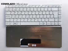 SP Spanish Keyboard FOR Sony VAIO VGN N VGN-N N150P N120GW N160G N170G N320E VGN-N220E N230E N21EW White keyboard Layout