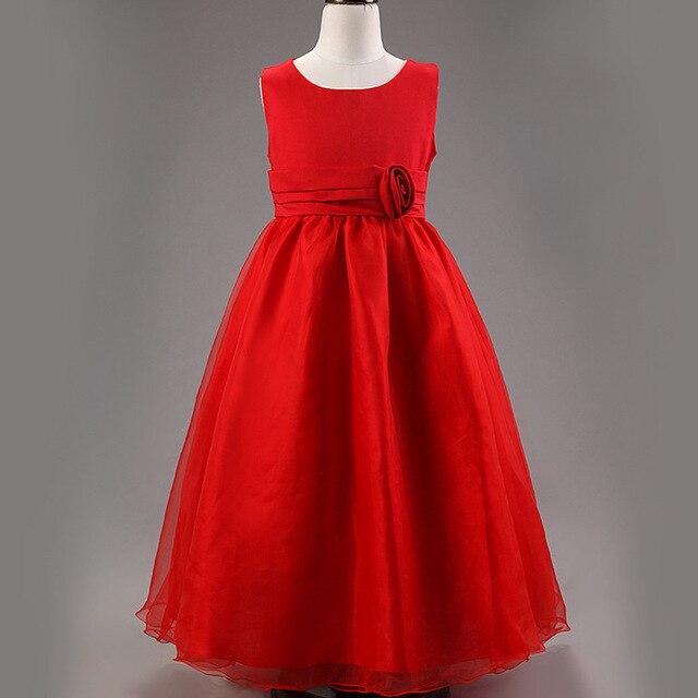 Aliexpress.com : Buy 2015 New Cheap Summer Dresses for Girl 2 16 ...