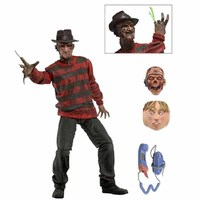 A Nightmare On Elm Street Freddy Pvc Action Figure Toy Anime Dracula Movie Freddy Collection Juguetes