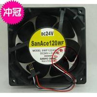 Computer PC Case Cooler Fan for 9WF1224H1D03 A90L 0001 0509 SANYO FAN Waterproof 3 wire for fanuc 120*120*38mm PC CPU Fan