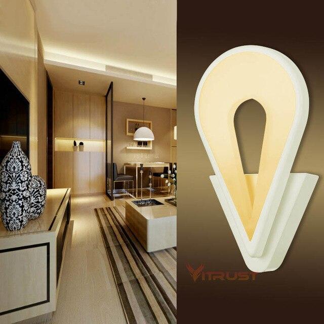 Wandleuchten Für Wohnzimmer acryl wandleuchte wandleuchten wohnzimmer nachttischlampe foyer
