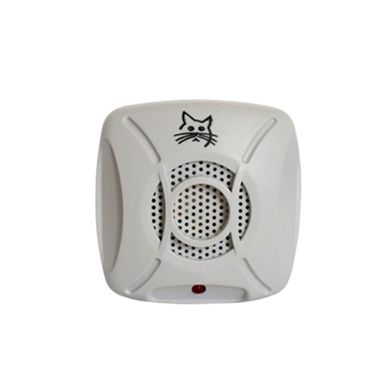 Pet House Household Repeller Ultrasonic Exterminator  Electronic Cat Anti Mosquito Insect Repeller Mouse Ratproof Device Driver