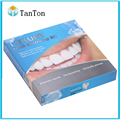 Free Shipping 35%CP Professional Teeth Whitening Kit Bleaching System Bright White Smiles Teeth Whitening Kit With 8 LED Light