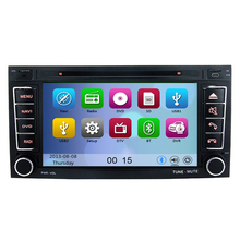 Free Shipping 2 Din Car DVD GPS Navigation system for VW Touareg T5 Multivan  2004 2005 2006 2007 2008 2009 2010 Can Bus Radio