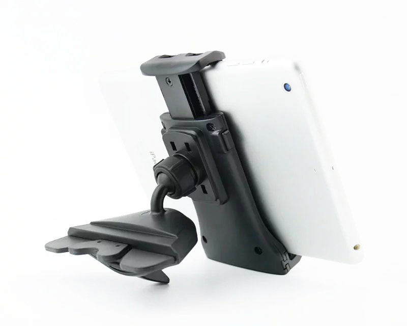 Portable Rotary Car CD Slot Dash GPS font b Tablet b font Mobile Phone font b