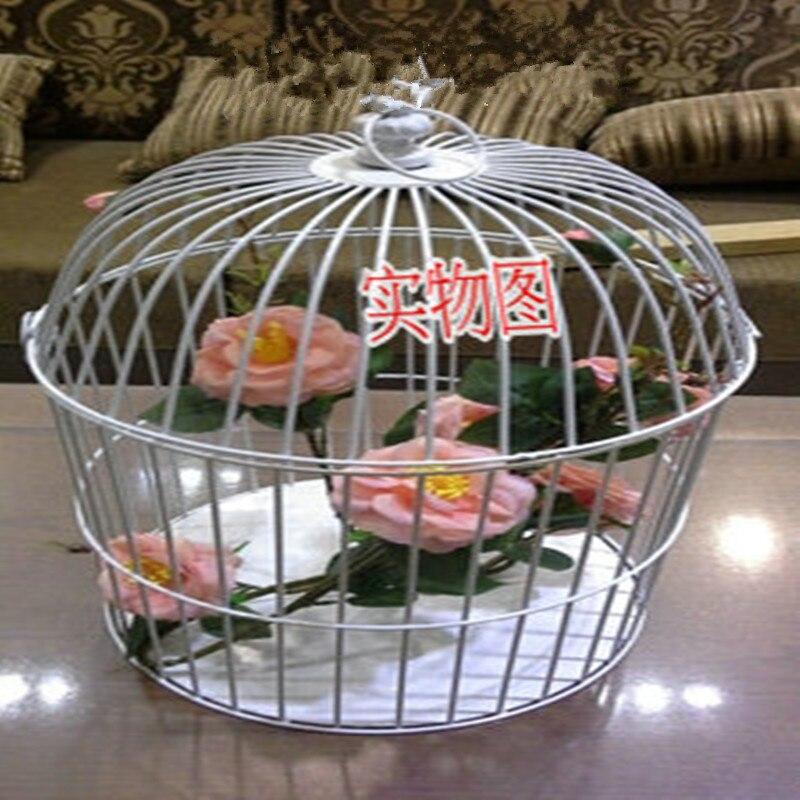 Bird Supplies Garden Home Craft Parrot Heart Shape Bird Cage Cabin Design Exquisite Diy Decoration Outdoor Hanging Nest Aspen Wood Durable Matching In Colour