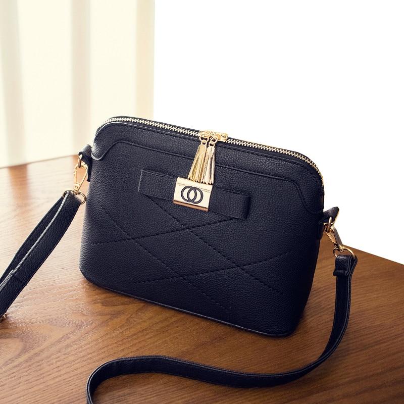 γυναικεία τσάντα μαύρες θήκες crossbody - Τσάντες - Φωτογραφία 3