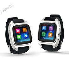 Ursprüngliche Klassische PW306 Smartwatch Tragbare Geräte X02 Smart Uhr Android telefon Kamera 3G SIM GPS Uhr Intelligente Elektronik