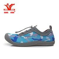 Xiangguan 2016 Yaz Severler Koşu Ayakkabıları Kamuflaj Kadınlar Nefes Yürüyüş Ayakkabıları Erkekler Tembel Ayakkabı Ucuz Online Satış EUR 36-44