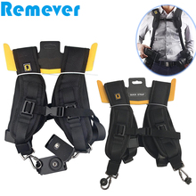 New Arrival Drop Resistance Quick Shooting Shoulder Straps with Dual Release Plates for Canon Nikon Sony DSLR SLR Cameras