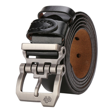 Vintage Genuine Leather Belt