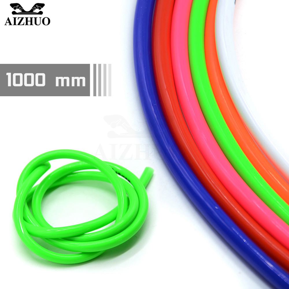 Motorcycle Fuel Hose Dirt Bike Fuel Line Gas Oil Delivery Tube Petrol Pipe For Kawasaki Ninja ZX ZRX ZZR ER6 636 ZX10R z250sl