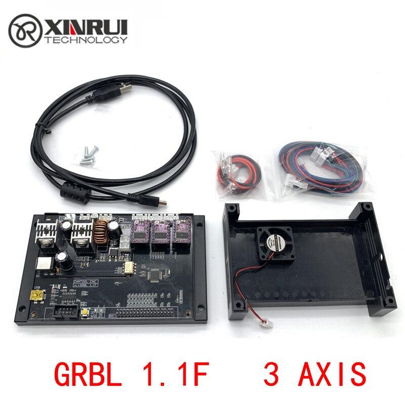 150 w/300 w GRBL cnc gravur maschine control board, 3 achsen steuerung, laser gravur maschine bord USB port mit kühlung fall