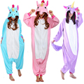Kengurumi Unicorn Unicornio Pegasus Narwhal Onesie Adult Cartoon Homewear Animal Pajamas Sleepwear Onesies For Women Girls Gift