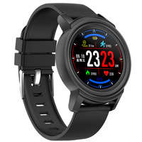 NY01 Smart Watch 1.3 Heart Rate Monitor IP67 Waterproof Reminder Smartwatch For Android IOS for Brazil Dropshipping