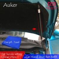 For Suzuki Vitara Grand Vitara Car Front Hood Engine Cover Supporting Hydraulic rod Lift Strut Spring Shock Bars Bracket