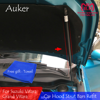 For Suzuki Vitara Grand Vitara Car Front Hood Engine Cover Supporting Hydraulic rod Lift Strut Spring Shock Bars Bracket