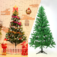 PMYUMAO 1.5Meter Christmas tree New Year fir tree with a complete decorative accessories gift 1.5M fir tree