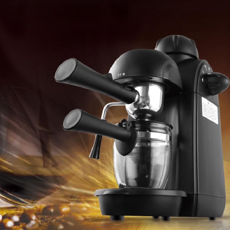 BEIJAMEI домашний итальянский Кофеварка портативный паровой молочный пузырь кофе машина Americano кафе изготовление кухонной техники