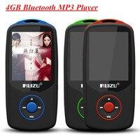 Original RUIZU X06 Bluetooth MP3 4G Wireless Hifi MP3 Music Player Speaker Sports Lossless Recorder Walkman