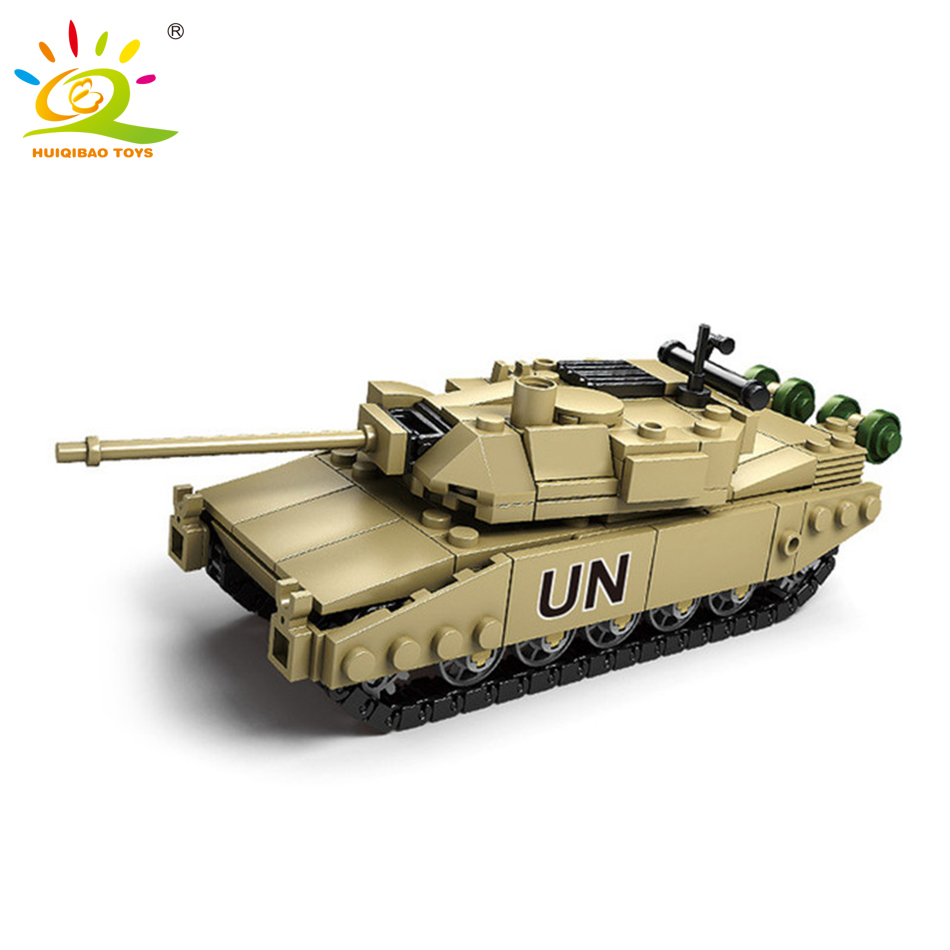4 Style Military tank Building Blocks set Compatible With Legoed DIY Army Classic War Tank enlighten Bricks Toys Gifts For Kids qunlong military 8in1 829pcs 8 figures building blocks compatible legoed tank warship army war toys for children constructor set