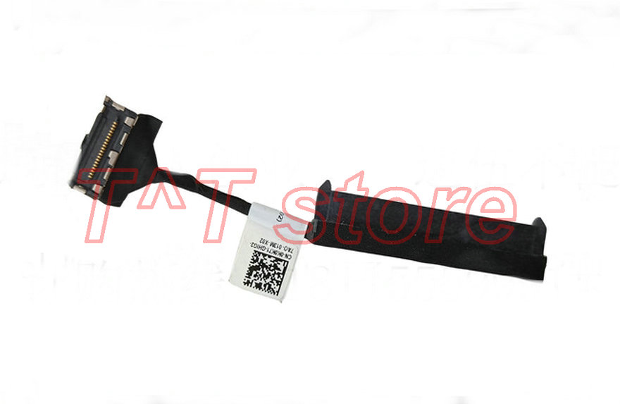 New Laptop HDD Cable for 15 9570 hard drive connector DAM00 DC02C00I900 test good free shipping