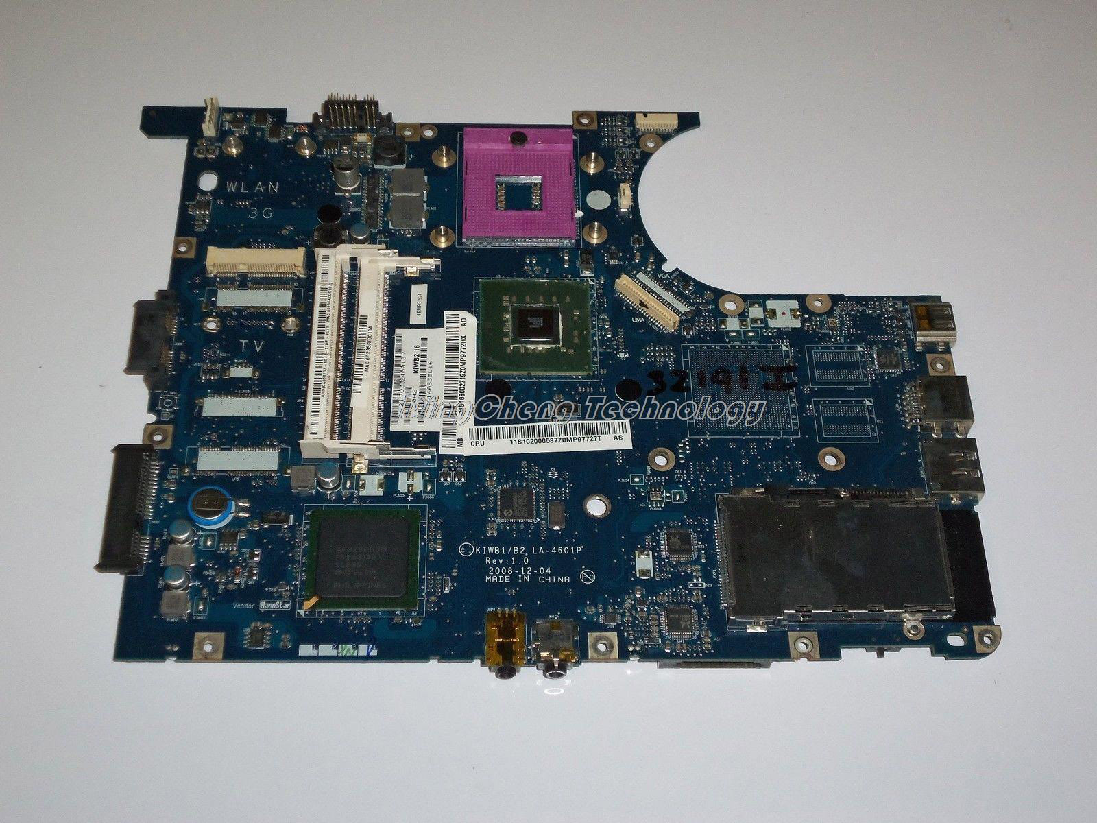 Laptop Motherboard for Lenovo y550 LA-4601P integrated graphics card 100% tested FullyLaptop Motherboard for Lenovo y550 LA-4601P integrated graphics card 100% tested Fully