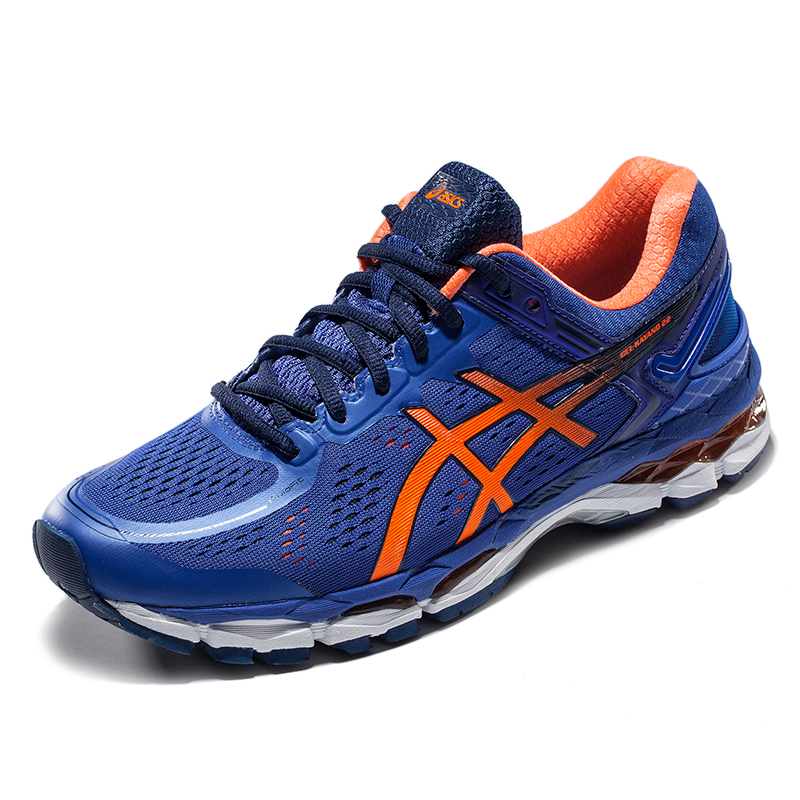 Original ASICS GEL KAYANO 22 Mens Stability Running Shoes Sports Shoes  Sneakers Breathable Outdoor Athletic Tennis Shoes-in Running Shoes from  Sports ...