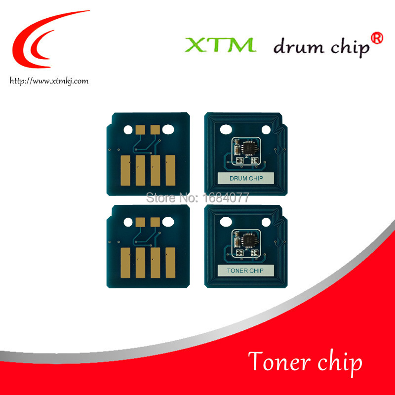 12X toner chip for Lexmark X950 X952 X954 K C M Y cartridge chip X950X2KG X950X2CG