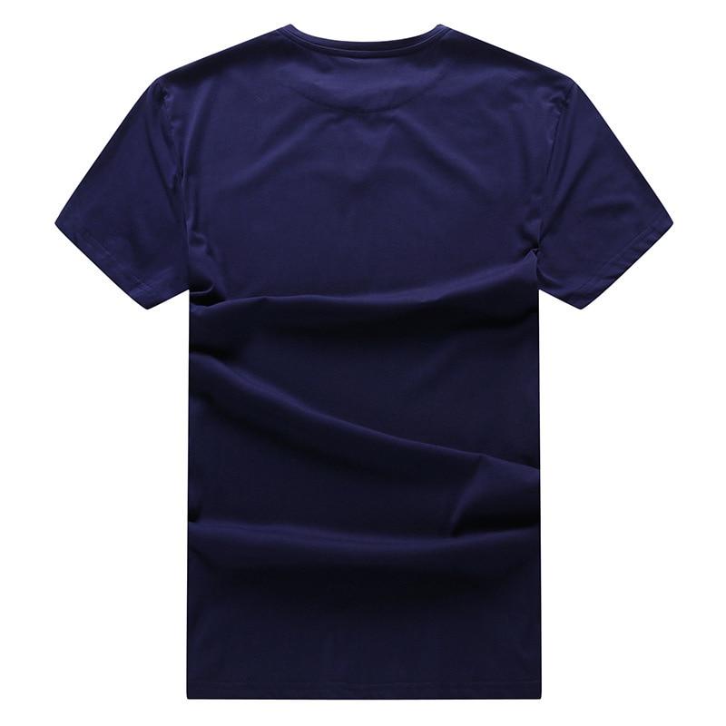Casual 2018 8xl Hommes Manches Livraison Gratuite T Courtes 4xl Col Fit Plus Gray En Arrivée Nouvelle 10xl 5xl 6xl shirts royalblue Tops Loose Marque La V Taille PadwxqqI
