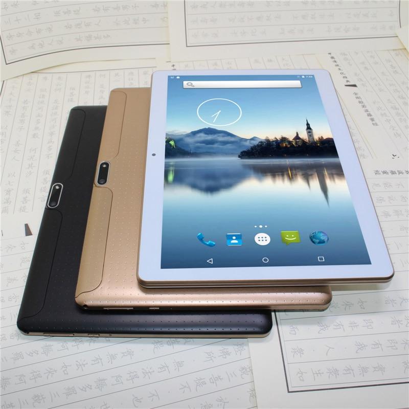 bilder für Neu! 10,1 zoll Tablet PC MTK6580 1280*800 IPS Hd-bildschirm Quad Core 3G GSM WCDMA anruf PC 16G ROM 1G RAM