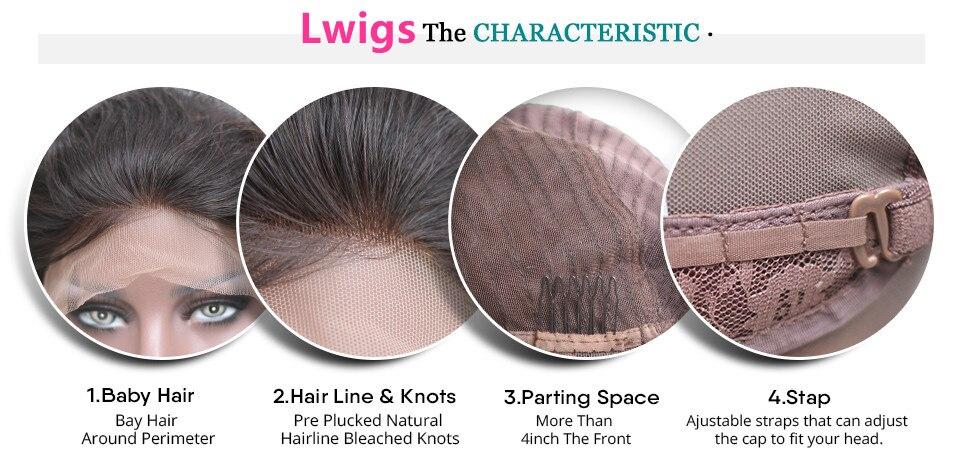 lwigs human hair wig