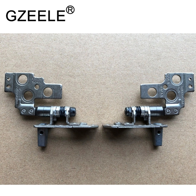 GZEELE new for Dell Precision 7510 7520 AM1DI000200 AM1DI000300 Left &  Right LCD Hinge Set -in LCD Hinges from Computer & Office on Aliexpress com  |