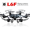 Black FPV Real Time RC Drone 4CH 6Asix Gyro Hexacopter Helicopter with 2MP Camera Headless free shipping
