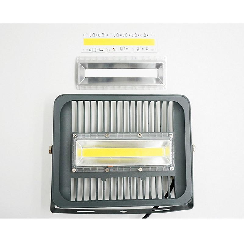 1Set COB жарық диоды бар шамдар + линза - Жарықтандыру керек-жарақтары - фото 4