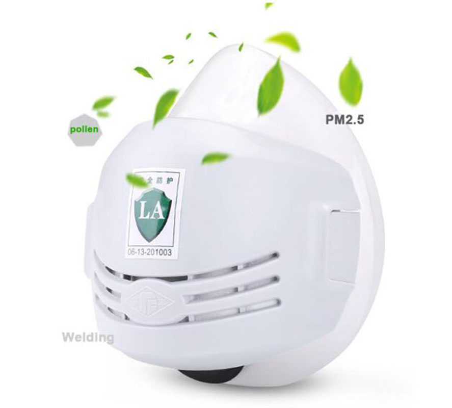 Industry Anti-Dust Respirator For Welder Welding Paint Spraying Cartridge Respirator Gas Mask