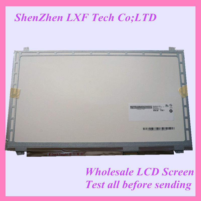 15.6'' LCD SCREEN 40 PIN slim matrix LTN156AT20 <font><b>B156XW04</b></font> <font><b>V</b></font>.<font><b>5</b></font> <font><b>V</b></font>.6 LP156WH3 N156BGE-L31 L41 LTN156AT30 NT156WHM-N10 image