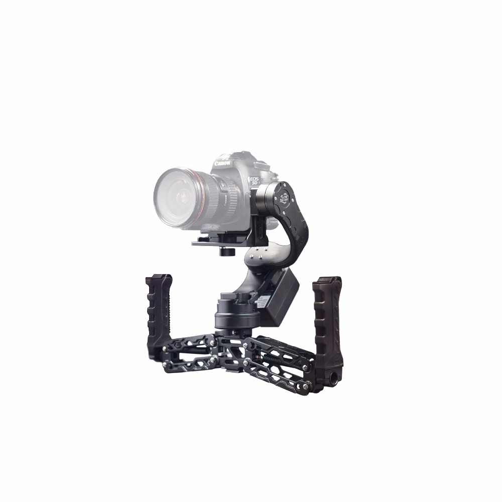 Image 4 - Nebula4500 5AXIS GYRO STABILIZER BUILT IN ENCODER-in Tripods from Consumer Electronics