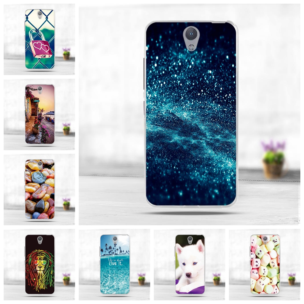 Luxury Animale Shell For Lenovo Vibe S1 A40 Case Silicon Soft TPU Back Cover For Lenovo Vibe S1 Lite S1La40 Cover Phone Case Bag