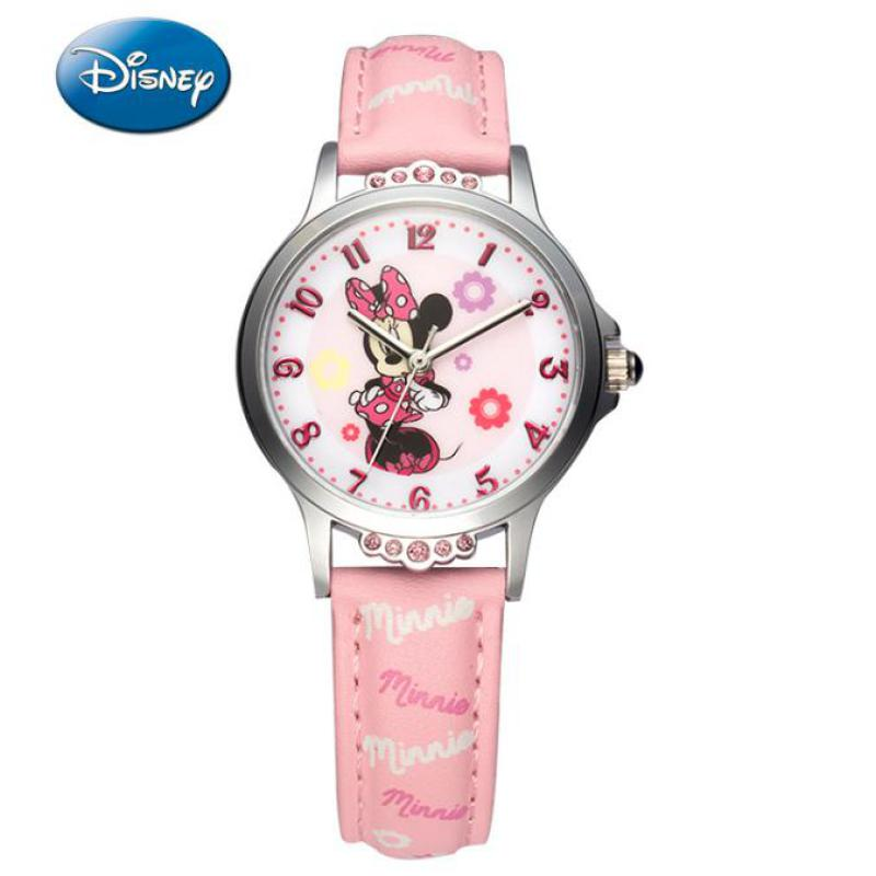 Children's Watches Luxury Brand 100% Genuine Disney Brand Watches Frozen Sophia Minnie Watch Fashion Luxury Watch Men Girl Wrist Watch Sinowatch