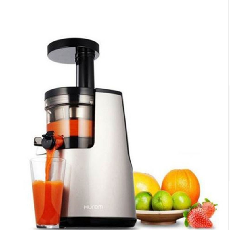 hurom slow juicer hhsbf11 juicer machine 2nd generation fruits vegetable low speed juice extractor free shipping