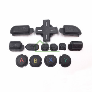 Image 2 - For New 3DS XL Full Buttons Kit Replacement for New 3DS LL Housing Shell Full Buttons Kit