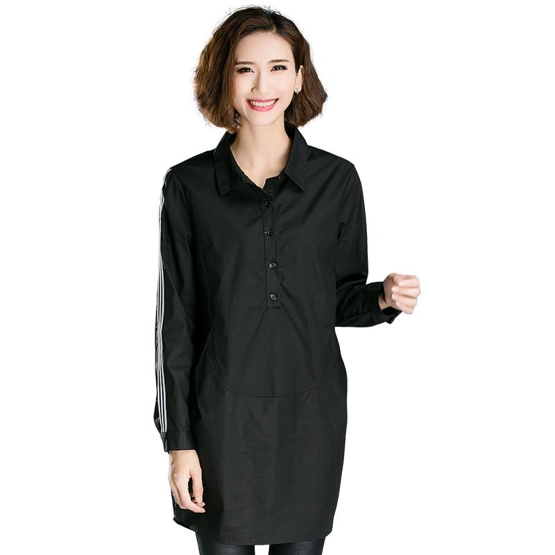 Buy 2016 Autumn Blouse Plus Size Women