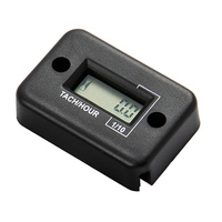 Digital Waterproof Tachometer For 2 Or 4 Stroke Gasoline Motor Free Shipping