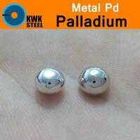 Pd Palladium Ball Powder Pure 99 98 Periodic Table Of Rare Earth Precious Metal Elements Research