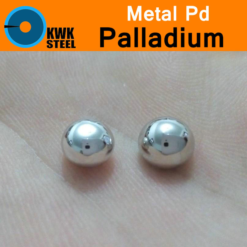 Pd Palladium Ball Powder Pure 99.98% Periodic Table of Rare-earth Precious Metal Elements Research Study Education Collection  ключевина palladium e ет pd палладий