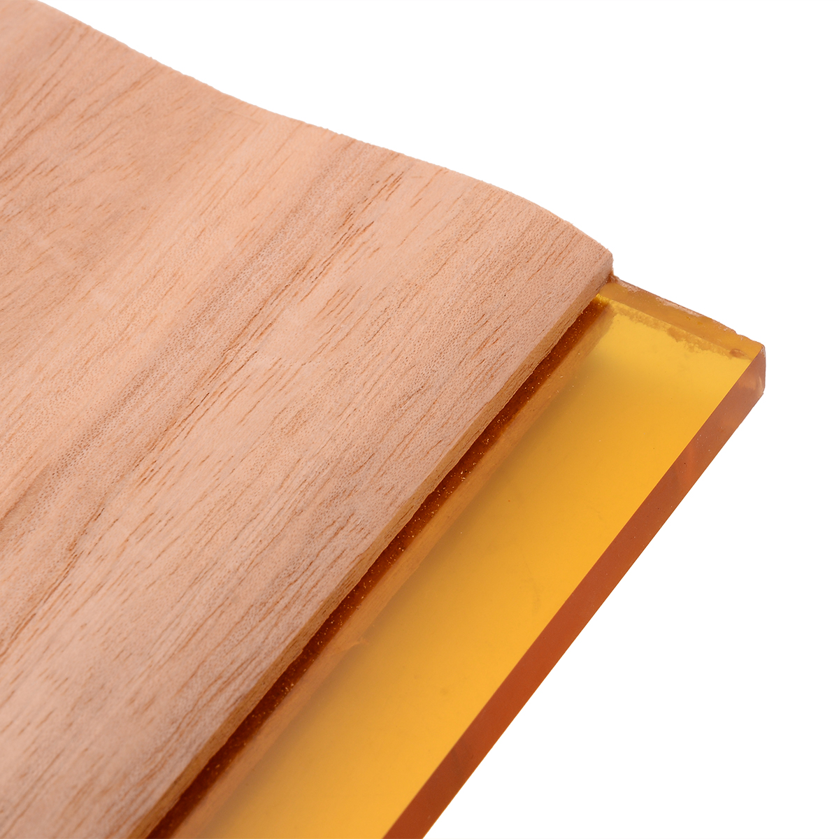 6 pulgadas de longitud Serigrafía Escurridor Mango de madera Seda - Piezas para maquinas de carpinteria - foto 6