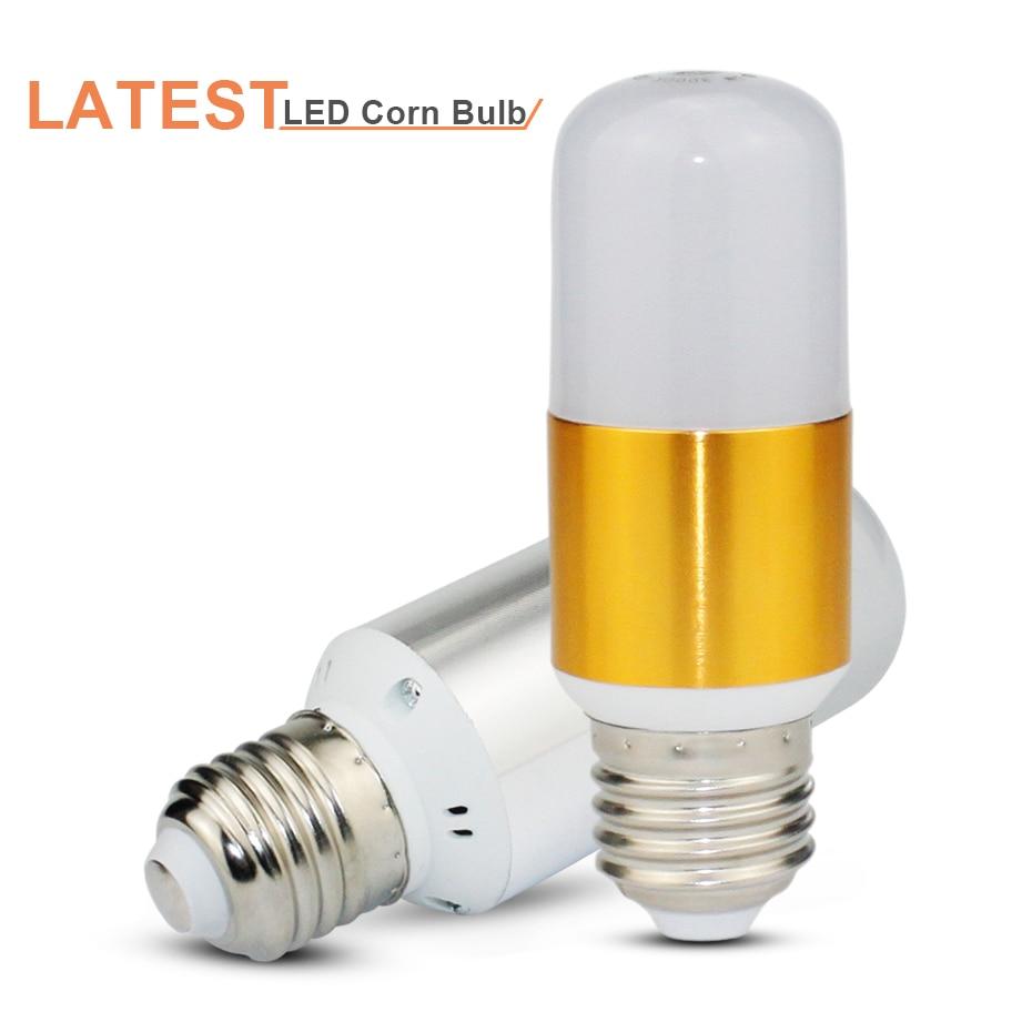 Led Bulb E27 Led Corn Light Bulb 5W 7W 9W Warm/White AC85-265V Bombillas Led Lamp Energy Saving Lighting Candle Light SMD 2835