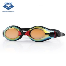 Arena Professional Anti Fog Waterproof Swimming Goggles Colorful Coating Anti-UV Glasses Goggles Sports Training Swim Eyeglasses